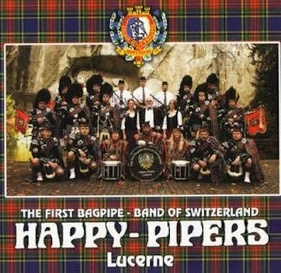 CD Happy-Pipers Lucerne